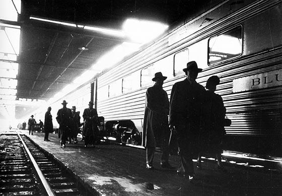 Trains, Stanley Kubrick, 1949